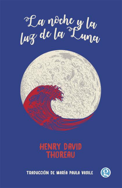 La noche y la luz de la Luna: portada