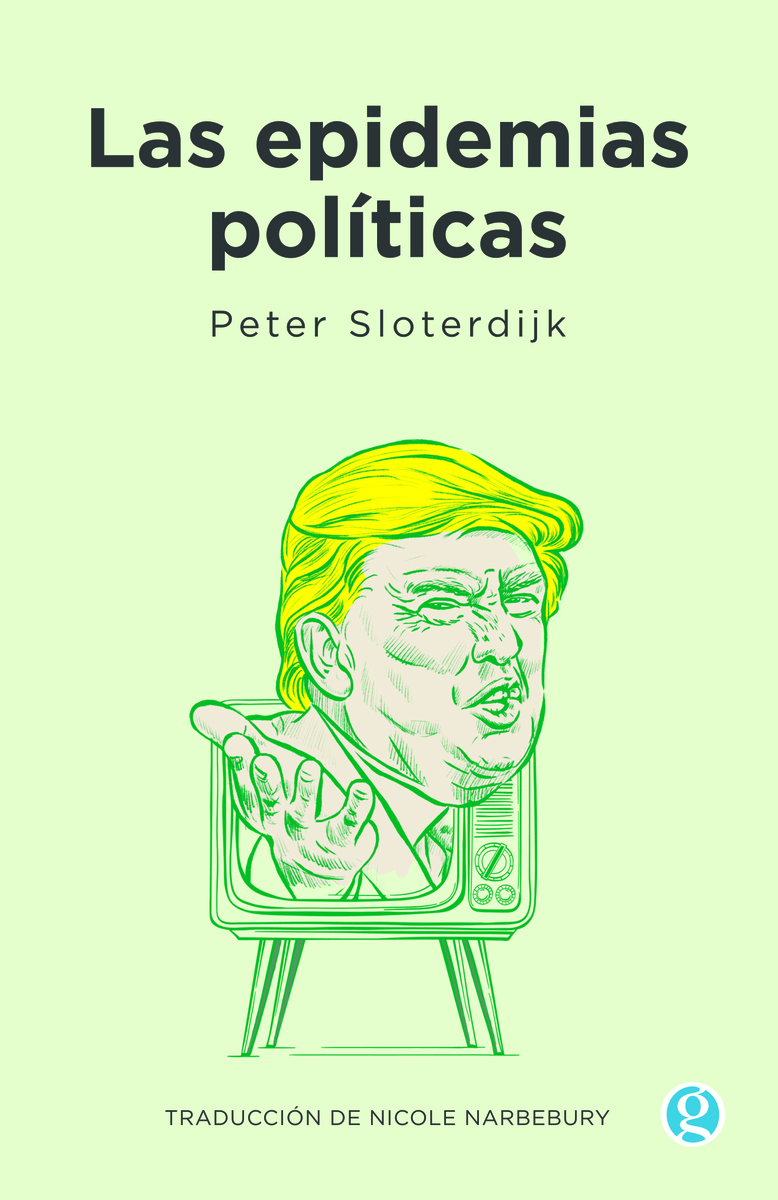 Las epidemias políticas: portada