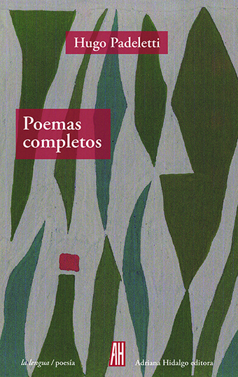 Poemas completos: portada