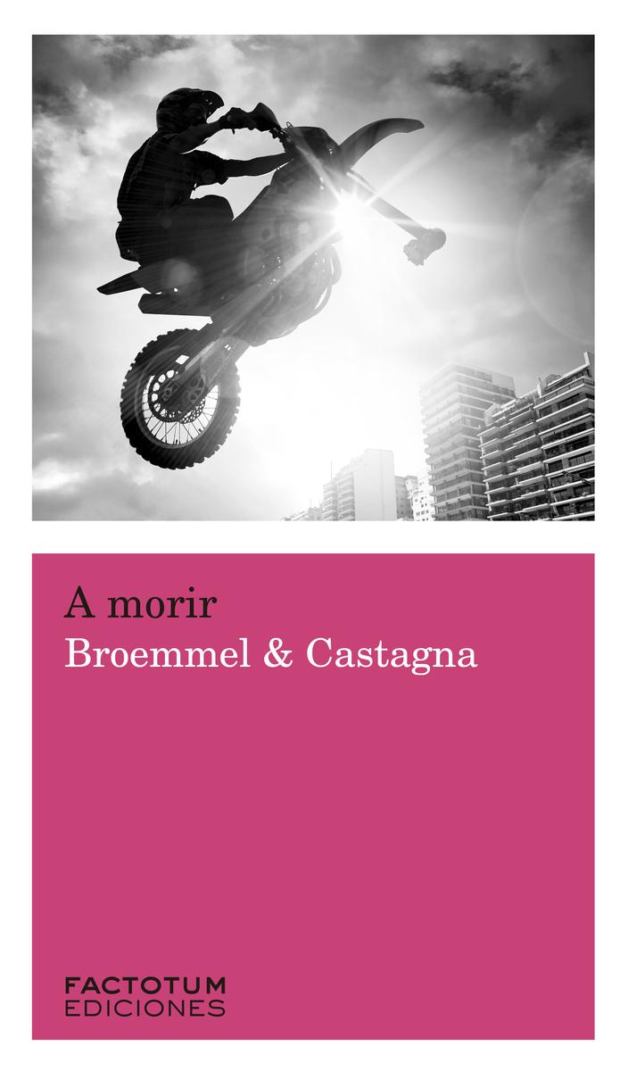 A MORIR: portada