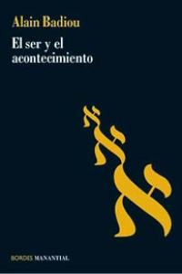 SER Y EL ACONTECIMIENTO, EL: portada
