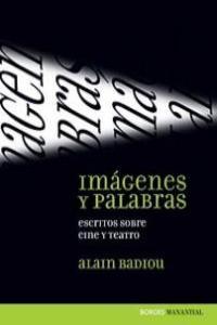 IMAGENES Y PALABRAS: portada