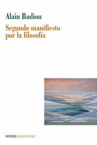 SEGUNDO MANIFIESTO POR LA FILOSOFIA: portada