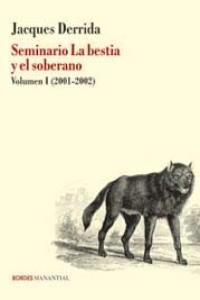 SEMINARIO LA BESTIA Y EL SOBERANO.: portada