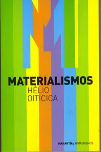 Materialismos: portada
