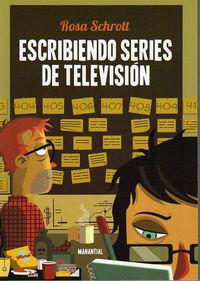 Escribiendo series de televisión: portada