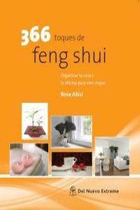 366 toques de feng shui: portada
