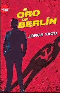 oro de Berlín, El: portada