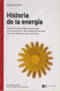 HISTORIA DE LA ENERGIA: portada