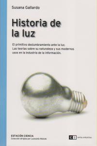 HISTORIA DE LA LUZ: portada