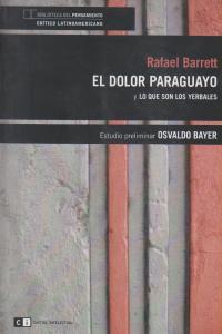 DOLOR PARAGUAYO,EL: portada