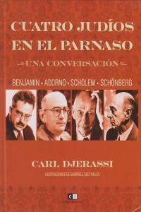 CUATRO JUDIOS EN EL PARNASO: portada
