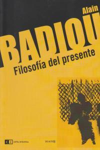 FILOSOFIA DEL PRESENTE: portada