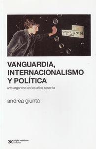 VANGUARDIA INTERNACIONALISMO Y POLITICA: portada