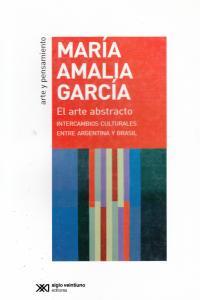 ARTE ABSTRACTO, EL: portada