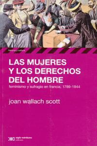 MUJERES Y LOS DERECHOS DEL HOMBRE,LAS: portada