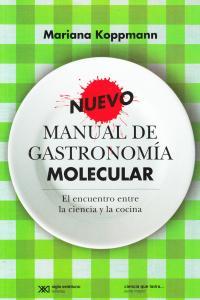 NUEVO MANUAL DE GASTRONOMÍA MOLECULAR: portada