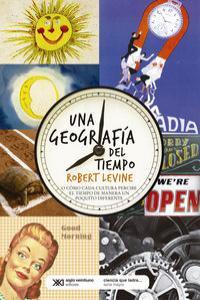 GEOGRAFÍA DEL TIEMPO, UNA: portada