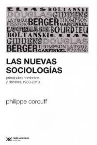 NUEVAS SOCIOLOGÍAS, LAS: portada