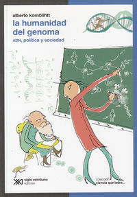 HUMANIDAD DEL GENOMA,LA: portada