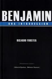 BENJAMIN. Una introducción: portada