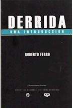 DERRIDA. Una introducción: portada