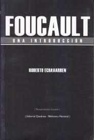 Foucault. Una introducción: portada