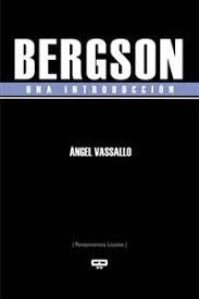 BERGSON. Una introducción: portada