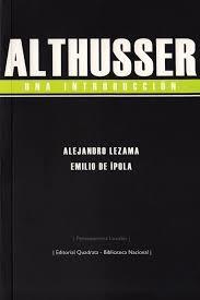 ALTHUSSER. Una introducción: portada