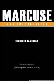 MARCUSE. Una introducción: portada