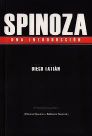 SPINOZA. Una introducción: portada