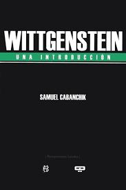 WITTGENSTEIN. Una introducción: portada
