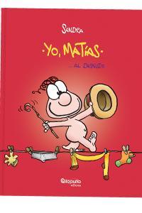 Yo Matías... al desnudo: portada