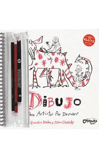 Dibujo para artistas por descubrir: portada