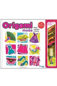 Origami moda: portada
