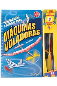 Máquinas voladoras: portada