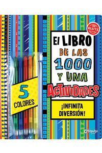 Libro de las 1000 y una actividades, El (NUEVO): portada