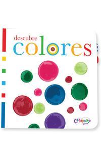 Descubre colores: portada