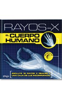 Rayos X - El cuerpo humano: portada