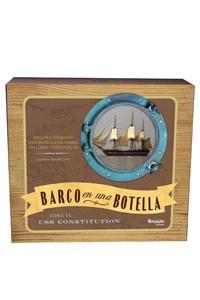 Barco en una botella: portada