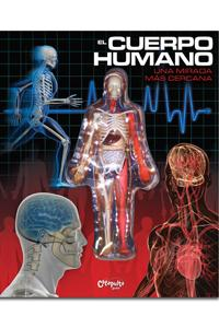 Cuerpo humano XL, El: portada