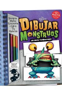 M�quina de dibujar monstruos, La: portada