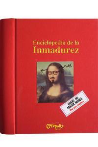 Enciclopedia de la inmadurez: portada