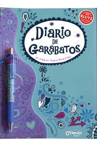 Diario de garabatos: portada