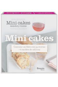 Mini cakes salados y dulces: portada
