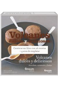 Volcanes dulces y deliciosos: portada
