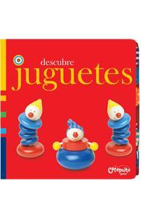 Descubre juguetes: portada