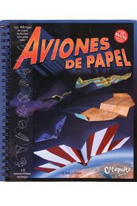 Aviones de papel - NUEVA EDICIÓN: portada