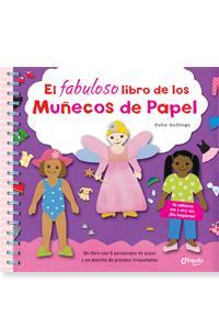 El fabuloso libro de los muñecos de papel - NUEVA EDICIÓN: portada