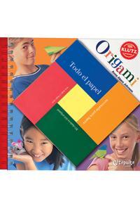 Origami - NUEVA EDICIÓN: portada
